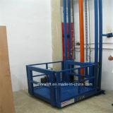 Lager-hydraulischer vertikaler Fracht-Plattform-Aufzug