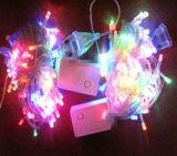 Diodo emissor de luz claro da luz/decoração da luz de Natal String/LED