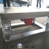 Motores de dupla vibração Tabela do sacudidor para manuseio de materiais a granel
