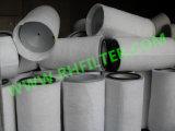 Filtros de entrada de ar para turbina a gás