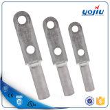 Hergestelltes Aluminium 2 Loch-Kabel-Ösen