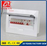 Muestra libre para probar los corta-circuitos solares de la miniatura de la CA MCB Dz47-63 1-6A 10-32A 40-63A 2p MCB del sistema C.C. del picovoltio