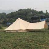 屋外の頑丈な綿の砂漠の塵の証拠の鐘テント5m