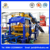 Bloc de pavage concret automatique hydraulique de brique de la machine à paver Qt5-15 faisant la machine