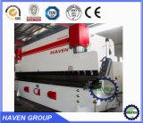 WC67Y da placa de série CNC máquina de dobragem, flexão de Metal