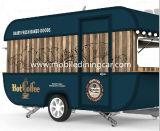2017 keurde Ce de Mobiele Aanhangwagen van het Voedsel met Uitstekende kwaliteit goed