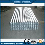 建築材料のためのSGCCによって電流を通される波形の屋根ふきの鉄シート