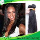 熱い販売の専門家100%の加工されていないマレーシアのバージンの人間の毛髪