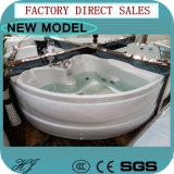 2015 nuovo Materail Luxury Bathroom Massage Whirlppol Bathtub (523B)