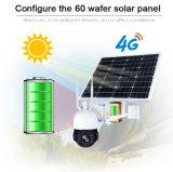 32GBマイクロSDのカードが付いている太陽動力を与えられた2MP 4G無線WiFi屋外CCTV IP PTZのカメラ