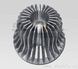 Cubierta de la luz del Hogar de fundición de aluminio