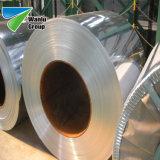 100%zéro de la bobine d'alimentation d'usine Gi Spangle bobines en acier galvanisé les bobines de GI