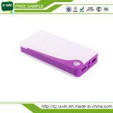 Banco de energía portable elegante dual 20000mAh del USB