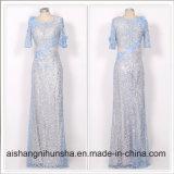 Vestido formal do banquete de casamento dos vestidos dos vestidos de noite