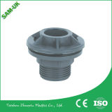 Giunture ad alta pressione dell'accoppiamento dell'accessorio per tubi del PVC fatte in Cina