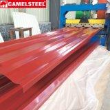 Telha de telhadura revestida do metal de Camelsteel PPGI