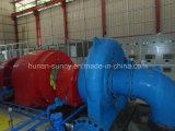 Francis hydro-électricité turbine matériel moyen tête de mètre (20-50)/Hydroturbine/turbine de l'eau