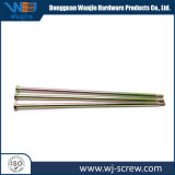 Soem-Hex Kopf-Edelstahl, bügeln verzinkte Präzisions-lange Schraube