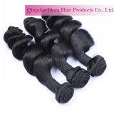Les faisceaux de cheveux vierges brésilien de gros de Tissage de cheveux fabricant
