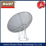 De satelliet Antenne van de Schotel van de Band van C Stevige met 180cm /1.8m Grootte