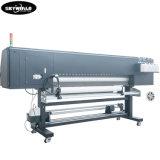 織物プリンターのための1.6mの昇華デジタル印字機