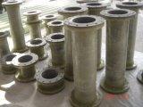 PVC/GRP, PP/GRP, CPVC/GRP, Fvdf/GRP, garnitures de réducteur de té de coude de bride de pipe de PFA/GRP