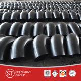 45, 90, gomito saldato estremità del acciaio al carbonio di 180deg Lr/Sr