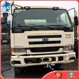 6X4 / Usado à mão esquerda Usado Diesel Nissan-Ud Misturador de betão especial (PF6-360HP, 9m3)