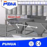 Macchina ad uncino di granigliatura per la pulitura delle parti dei pezzi fusi d'acciaio