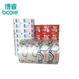 Kfc película laminada de papel de embalaje automático