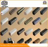 Pakkingdrukker PTFE van de Verbinding van 100% de Zuivere Mechanische TeflonMet Olie voor de Mariene Verbindingen van de Kleppen van Pompen