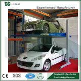 Parcheggio verticale dell'automobile/elevatore idraulico dell'automobile alberino due del Ce