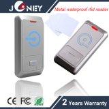 3 cm a 10 lector de tarjetas de la proximidad RFID del cm con la cubierta impermeable del metal
