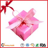 Tire de la proa de la mariposa de cinta de embalaje Caja de regalo