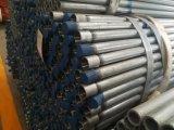 Tubo di Gi per il prezzo di fabbrica di fabbricazione della Cina di figura del quadrato della costruzione