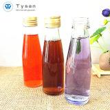 Bottiglia per il latte della spremuta della bevanda di vetro glassato