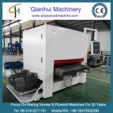 Doppelte Riemen-Sandpapierschleifmaschine-Maschine für mehrschichtiges Furnierholz