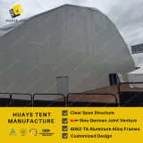 шатер полигона 48X96m для случаев