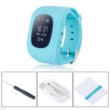 2016 venta caliente Sos GPS niños Smart Watch para regalo