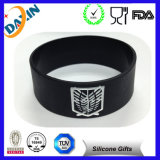 Braccialetti del silicone dei Wristbands del silicone su ordinazione più poco costosi