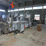 Elektrische het Verwarmen Bradende Machine/Braadpan/Bradend Systeem