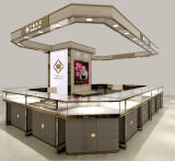 La vendita al dettaglio di lusso del reparto interno di qualità superiore della vigilanza guarda l'armadietto di esposizione