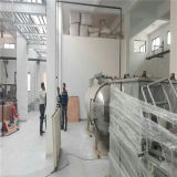 1000*2200 mm Sterilisator-Retorte-Autoklav