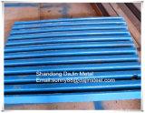 Hammer Palte, Kugel-Tausendstel, Kiefer-Platte, Kiefer-Zwischenlagen--Zerkleinerungsmaschine-Abnützung-Teile