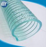 """O fio de aço de PVC transparente do tubo de borracha do tubo de sucção da hélice (1/2"""" 5/8'' 3/4'')"""