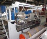 Máquina de extrusión de película de estiramiento de tres capas LLDPE