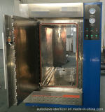 2500L/3000L Double Door Horizontal Pulse Vacuum Autoclave