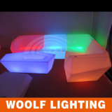 Club / Outdoor / Party / Hotel LED Single Sofa