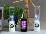 Mini altofalante colorido de Bluetooth, altofalante portátil de Bluetooth da música com diodo emissor de luz