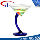 新しいデザイン安く明確なガラスアイスクリームのコップ(CHG8131)